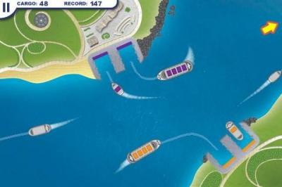 Screen ze hry Harbor Master