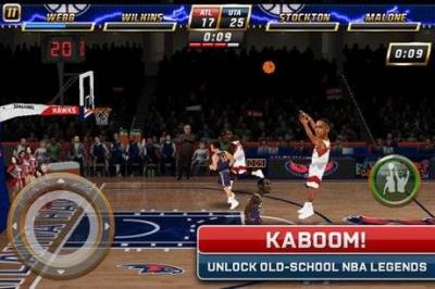 Screen ze hry NBA Jam