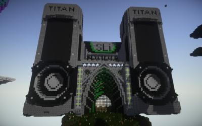 Artwork ke hře Minecraft