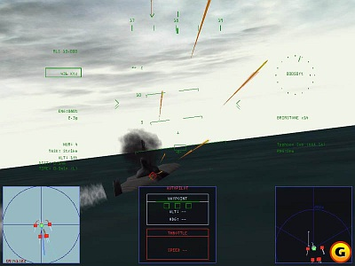 Screen Eurofighter Typhoon