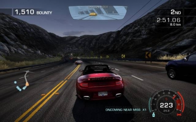 Screen ze hry Need for Speed: Hot Pursuit