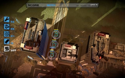 Screen ze hry Anomaly: Warzone Earth