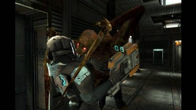 Screen ze hry Dead Space