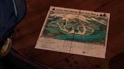 Screen ze hry The Walking Dead: Season Two