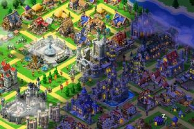 Screen ze hry Kingdoms & Lords