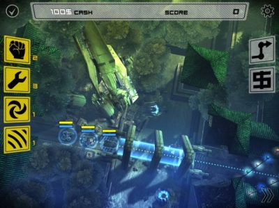 Screen ze hry Anomaly Korea