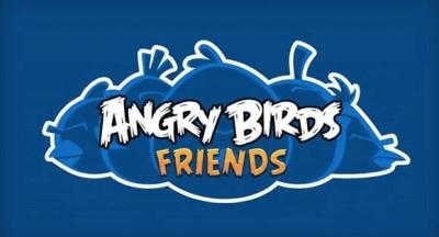 Artwork ke hře Angry Birds Friends