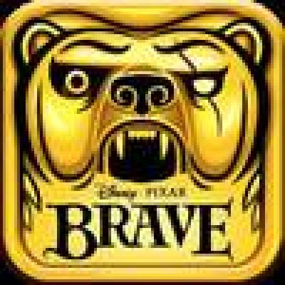 Artwork ke hře Temple Run: Brave