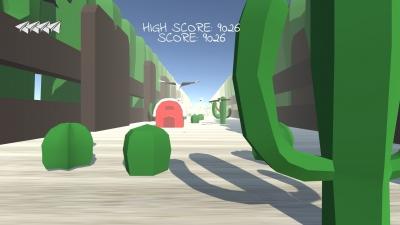 Screen ze hry Tornado