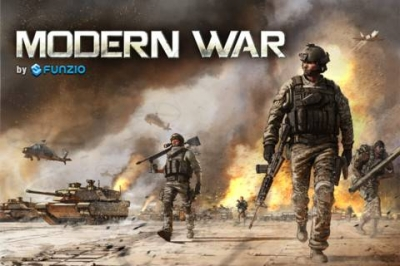 Artwork ke hře Modern War