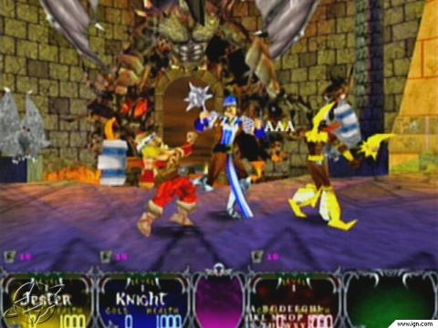 Download Gauntlet Legends Pc