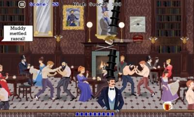Screen ze hry Max Gentlemen