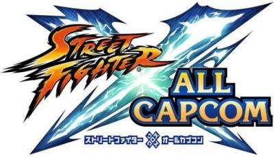 Artwork ke hře Street Fighter X All Capcom