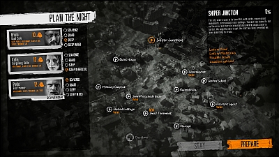Screen ze hry This War of Mine