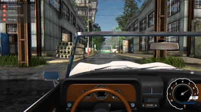 Screen ze hry Car Mechanic Simulator 2015