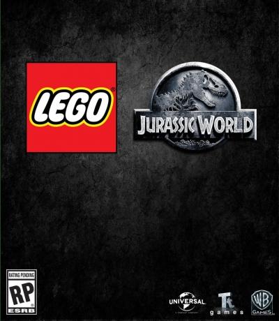 Artwork ke hře LEGO Jurassic World