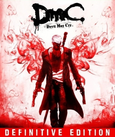 Artwork ke hře DmC Devil May Cry: Definite Edition