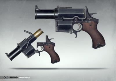Artwork ke hře Wolfenstein: The Old Blood