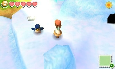 Screen ze hry Story of Seasons