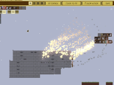 Screen ze hry Airships: Conquer the Skies