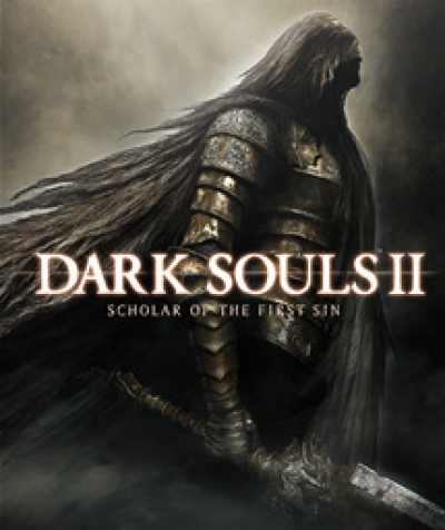 Artwork ke hře Dark Souls II: Scholar of the First Sin
