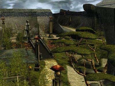 Screen ze hry Uru: Ages Beyond Myst