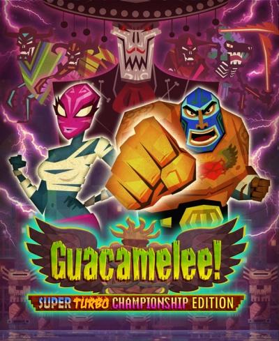 Artwork ke hře Guacamelee!: Super Turbo Championship Edition