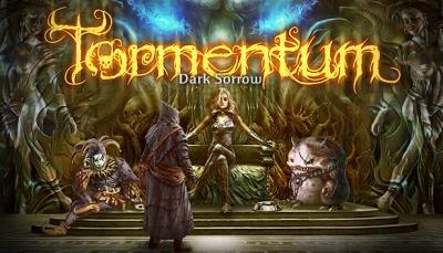Artwork ke hře Tormentum: Dark Sorrow