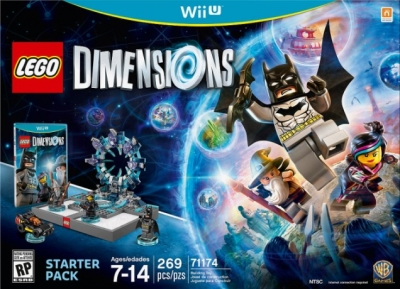 Artwork ke hře LEGO Dimensions