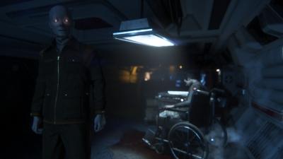 Screen ze hry Alien: Isolation - Last Survivor