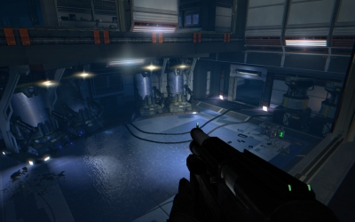 Screen ze hry Aliens: Colonial Marines - Reconnaissance Pack