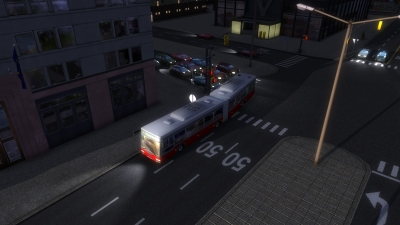 Screen ze hry Cities in Motion 2: Players Choice Vehicle Pack
