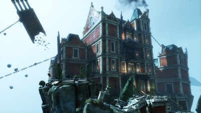 Screen ze hry Dishonored: Dunwall City Trials