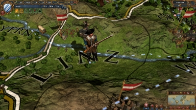 Screen ze hry Europa Universalis IV: Catholic League Unit Pack