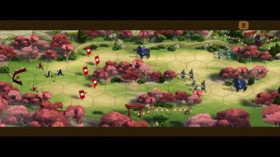 Screen ze hry Total War Battles: Shogun