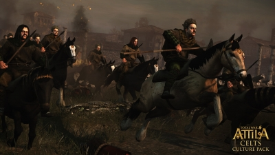 Screen ze hry Total War: ATTILA - Celts Culture Pack