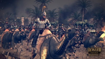 Screen ze hry Total War: ROME II - Beasts of War
