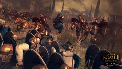 Screen ze hry Total War: ROME II - Black Sea Colonies Culture Pack