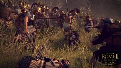Screen ze hry Total War: ROME II - Black Sea Colonies Culture Pack