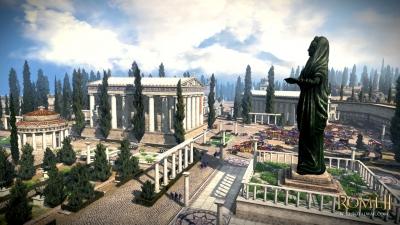 Screen ze hry Total War: ROME II - Greek States Culture Pack