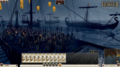 Screen ze hry Total War: ROME II - Nomadic Tribes Culture Pack