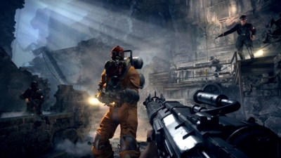 Screen ze hry Wolfenstein: The Old Blood