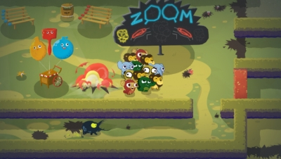 Artwork ke hře Super Exploding Zoo