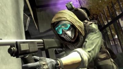 Screen ze hry Tom Clancy´s Ghost Recon Phantoms