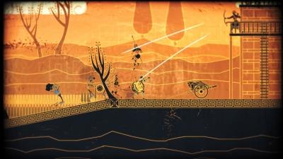 Screen ze hry Apotheon