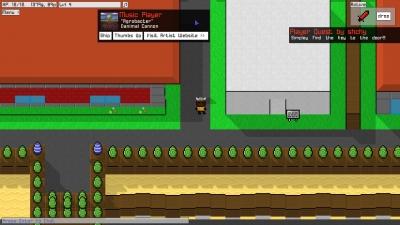 Screen ze hry 8BitMMO