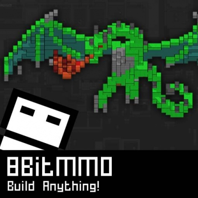 Artwork ke hře 8BitMMO