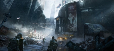 Screen ze hry Tom Clancy´s The Division