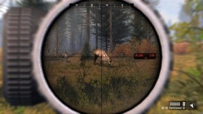 Screen ze hry Cabela´s Big Game Hunter: Pro Hunts