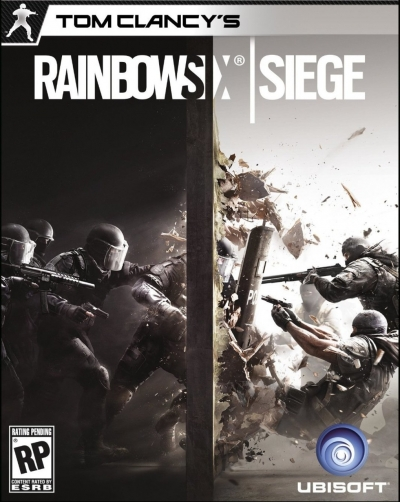 Artwork ke hře Tom Clancy´s Rainbow Six: Siege